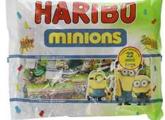 Haribo Mixed Minions Multipack Bags 352 g (Pack of 10) £7.52 (Add On) @ Amazon