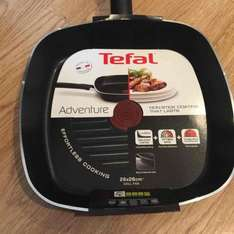 Tefal Adventure Grill £12 at Tesco