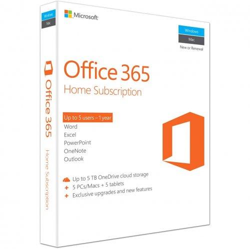 Microsoft Office 365 Home - £39 @ ao.com