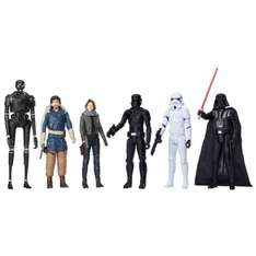 "Star Wars rogue one 12"" 6 figure pack £29.99 free c&c or free delivery"