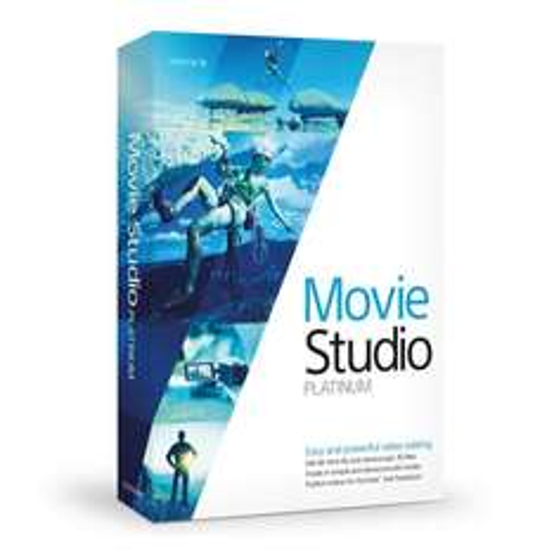 Sony Movie Studio 13 Platinum (PC) £34.02 @ Amazon