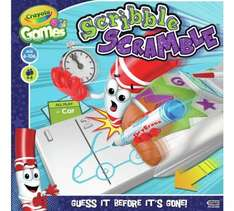 Scribble Scramble only £8.99 at Amazon reduced from £19.99 @ Amazon - prime exclusive