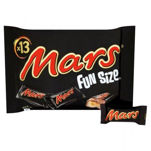 Mars Fun Size 13 Pack - 75p @ Asda in-store