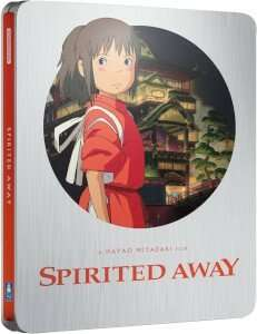 Spirited Away Steelbook £15.99 Pre Order @ Zavvi