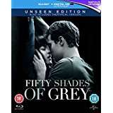 Fifty Shades of Grey - The Unseen Edition (Blu-Ray/UVHD) £2.70 Delivered @ Amazon (With Prime) £3.79 @ Music Magpie (For Non Prime Members)