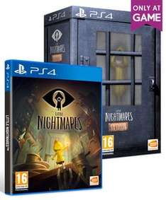 Little Nightmares Six Edition (PS4/Xbox One/PC) £29.99 Delivered (Preorder) @ GAME