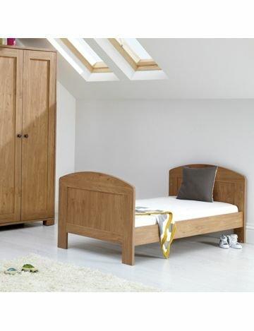Mamas and Papas Dark Oak Toddler Bed £69.99 (£6.95 del) @ Argos