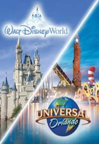 Disney & Universal Combo Ticket including Universal's Volcano Bay £505 @ American Attractions