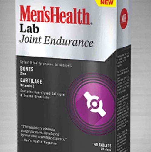 £1 Men's Health Lab Multivitamins RRP £4.86 @ Poundland