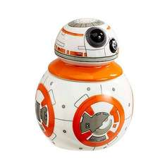 Star Wars BB8 Egg Cup (Easter gift) was £10 now £3.00 + £2 C+C at Debenhams (Free C&C over £20.00 or delivery £3.49)