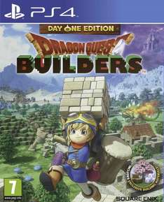 Dragon Quest Builders (PS4) (possibly day one edition) £27.85 @ shopto