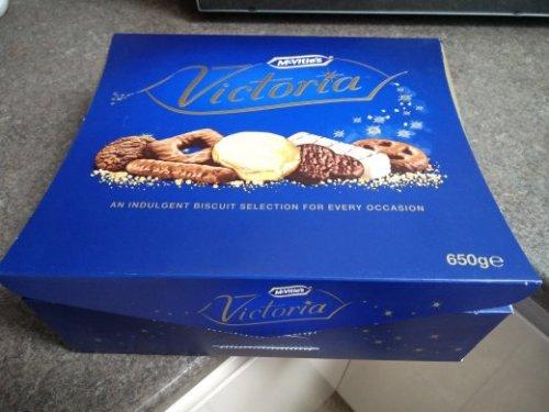 McVities Victoria 650g biscuit selection £1.50 @ Morrisons - Malvern