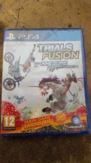 Trials Fusion Awesome Max PS4 £15 Instore @ Sainsbury's