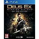 Deus Ex: Mankind Divided - Day One Edition (PS4) £11.99 Delivered (Like New) @ Boomerang via Amazon