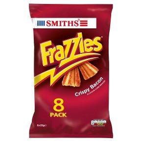 Multi Bag Frazzles 25p @ Poundland - Rotherham