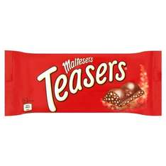 Maltesers Teasers Block 150g was £1.50 now £1.00 @ B&M