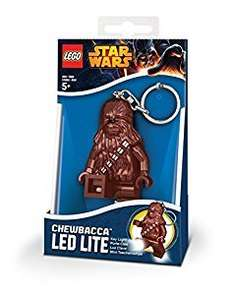 Lego Lights Star Wars Chewbacca and Yoda key rings £2 @ Amazon for prime members (£5.99 non-Prime)