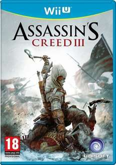 Assassins Creed III (Nintendo Wii U) £4.99 Delivered (Pre Owned) @ Grainger Games (£5 Instore at CEX)