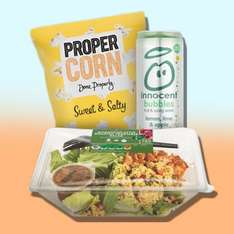 Boots o2 Priority Monday Meal Deal - last one