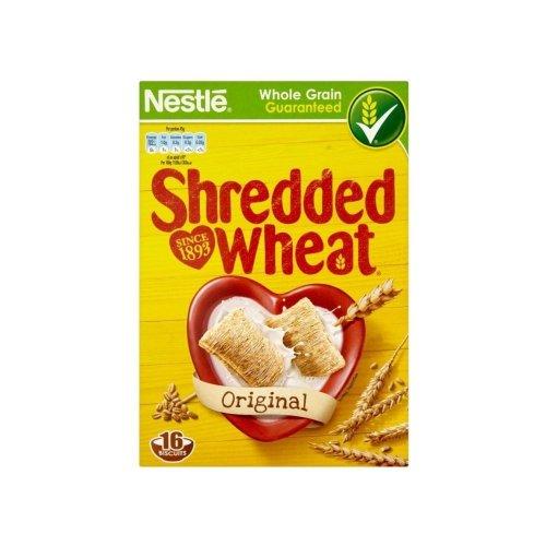 Nestle shredded wheat 16 pack for 89p @ Heron foods