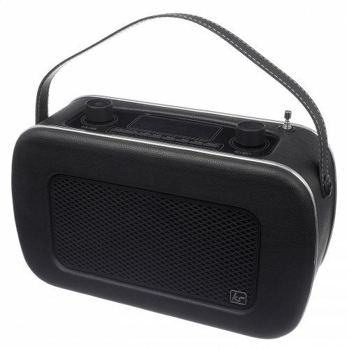 KitSound Jive DAB Radio Black £19.99 inc delivery from eBay / Vodafone