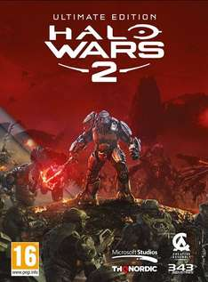 Halo Wars 2 Ultimate Edition Xbox One Play Anywhere (£44.99 Prime) £46.99