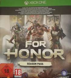 For Honor Season Pass and Digital Deluxe Pack Xbox One £16 am04021985 / eBay