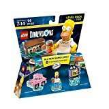 lego dimensions simpsons level £9.16 + £2.03 p+p £11.19 Dispatched from and sold by passionFlix UK / Amazon