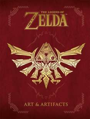 The Legend of Zelda Art and Artifacts (Dark Horse) Art Book - £22.58 @ TheBookDepository