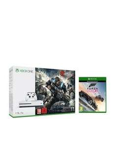 Xbox One S 1Tb Console - Gears of War 4 and Forza Horizon 3 - possible 0% £259.99 @ Very