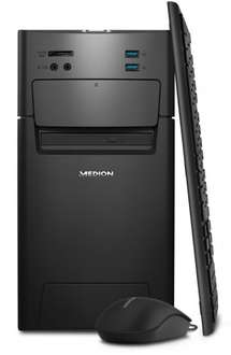 MEDION AMD A10, 8 GB, 240 GB SSD, 2 TB HDD, Radeon R7 Graphics - £549 @ Medion Shop UK