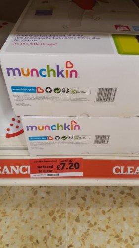 Munchkin Baby Bouncer £7.20 instore at Sainsburys