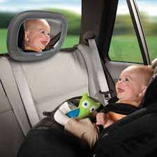 Munchkin Baby In Sight Mirror £3.90 instore @ Sainsburys