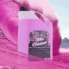 muc off bike cleaner - £19.98 Delivered @ M&P Direct