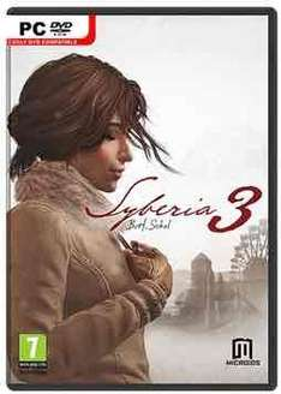 Syberia 3 (PC) £19.99 preorder @ Grainger games
