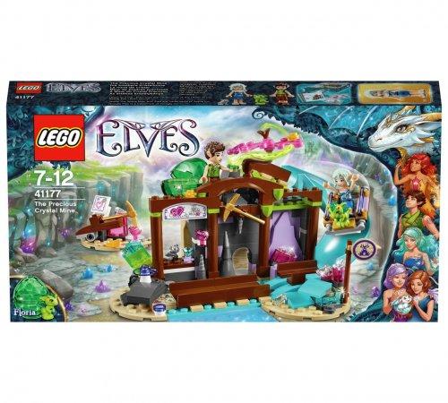 LEGO Elves The Precious Crystal Mine Playset - 41177 £14.99 Argos