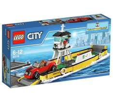 LEGO City Ferry - 60119 £14.99 Argos and John Lewis
