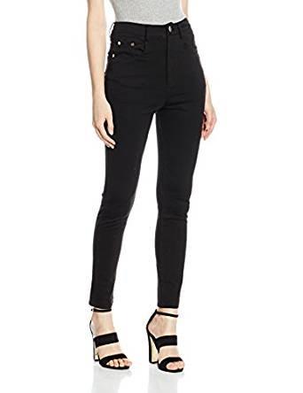 boohoo black skinny jeans size 12 £3.53 Amazon add on item