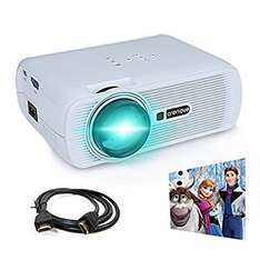 Crenova XPE460 Projector in white £49.99 Sold by Crenova Official and Fulfilled by Amazon.