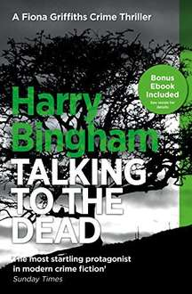 Talking to the Dead: Fiona Griffiths Crime Thriller Series Book 1 -- Free -- Kindle