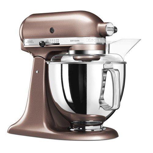 KitchenAid Artisan 4.8L Cast Iron Stand Mixer £160.40 @ Waitrose Kitchen (rrp £350 - £449)
