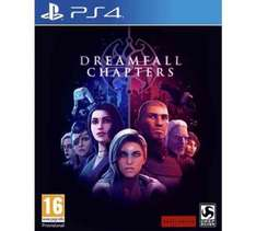 Dreamfall Chapters: The Longest Journey (PS4/XB1) preorder £19.99 @ Argos