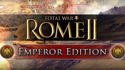 Total War™: ROME II - Emperor Edition Steam - Bundle Stars £7.49