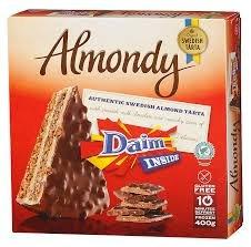 Almondy Almond Tarta With Daim Cake [400g] £2 @ Sainsbury's