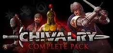 Chivalry: Complete Pack & get a free steam key of 200% juiced £2.80 approx @ indiegala