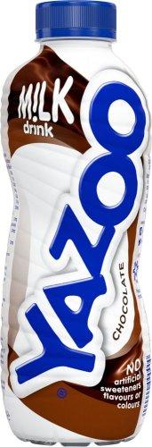 Yazoo Milk Drink - Banana / Chocolate / Strawberry / Vanilla (400ml) was £1.00 now 50p each @ Asda