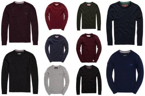 2 Superdry jumpers for £30.98 @ Superdry eBay Outlet