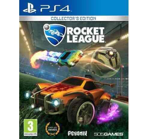 Rocket League Collector's Edition (PS4/XB1) £15 @ Tesco/Amazon