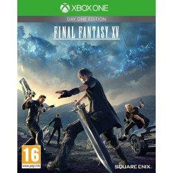 Final Fantasy XV (PS4/XO) £25 Delivered (Pre Owned) @ Gamescentre