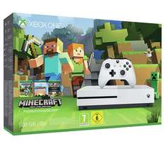 Argos XBox Deal - Get minecraft bundle and controller for £199.99